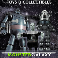 Collectible Monster Toys and  old Toys & Figures