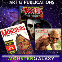 Horror Art and Horror Books