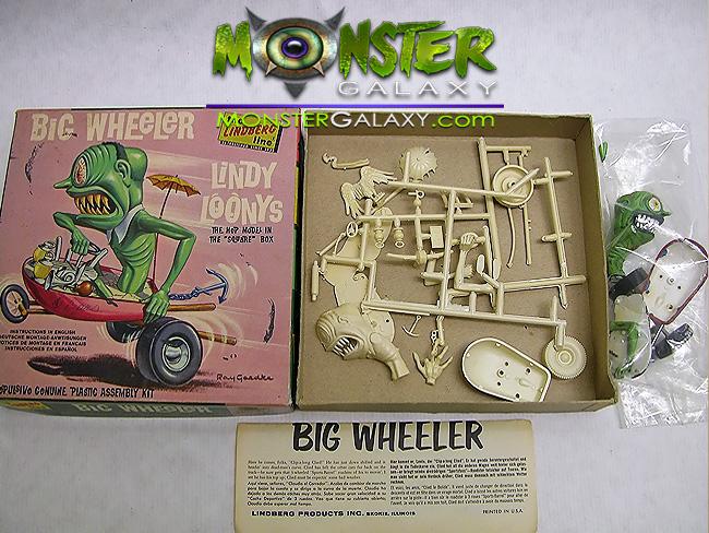 100+ Monster Model Kits Built Up – yasminroohi