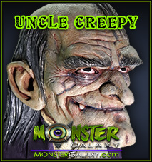 Uncle Creepy Model Kit For Sale Creepy Magazine Bust